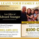 $100 OFF Estate Planning or Business Law Package