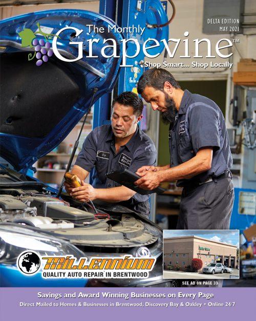 Millennium Auto Care COVER